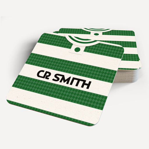 Celtic 1988 Retro Coaster - Soccer Clasico