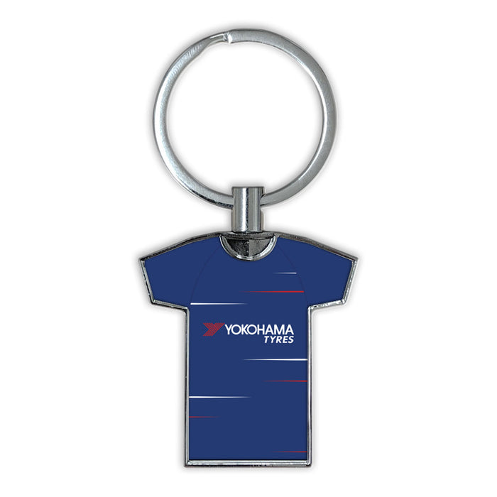 Chelsea 18-19 Football Shirt Keyring