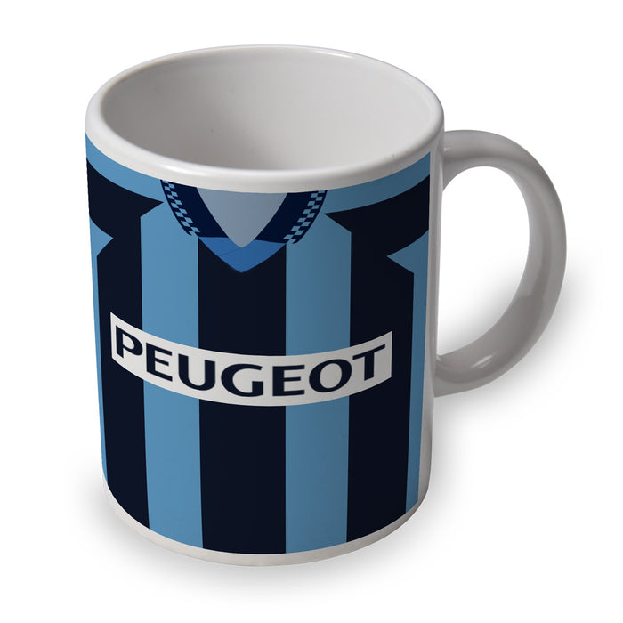 Coventry City 1996 Football Retro Ceramic Mug