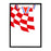 Croatia 1998 Football Shirt Art Print