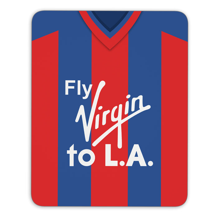 Crystal Palace 1988 Mouse Mat - Soccer Clasico