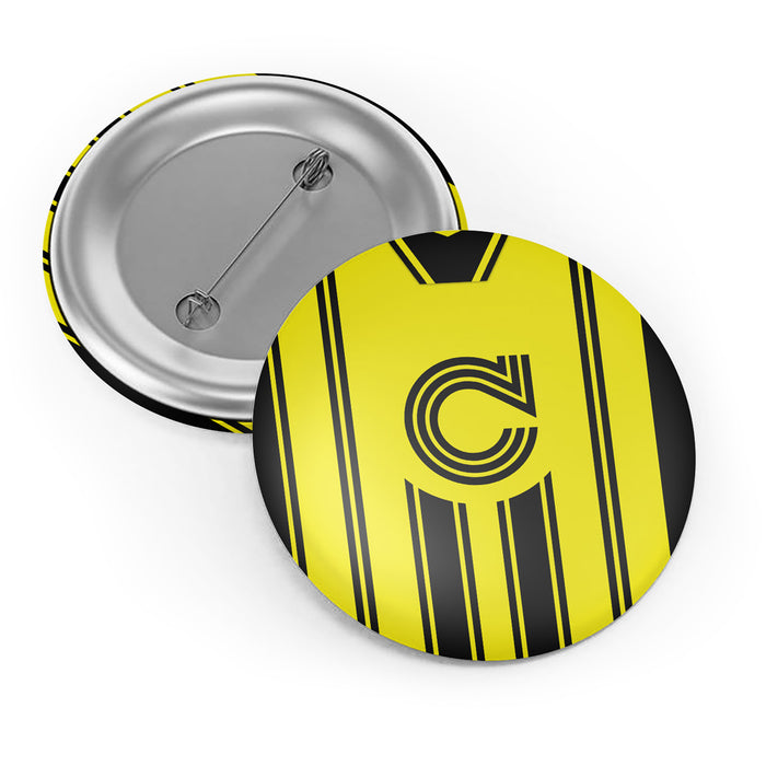 Borussia Dortmund 1997 Button Badge