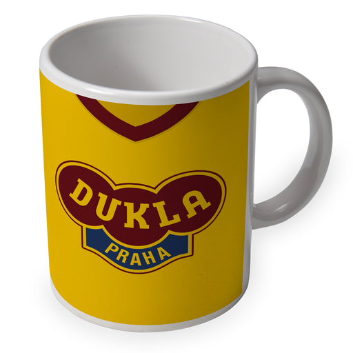 Dukla Prague Retro Ceramic Mug