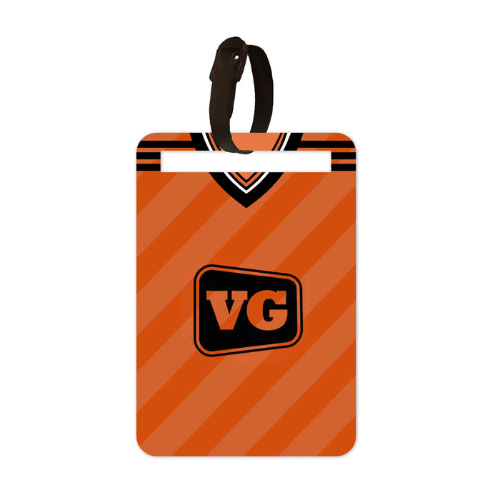 Dundee United 1984-87 Luggage Tag