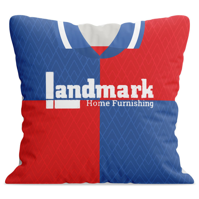 Dunfermline 1995-97 Away Football Cushion