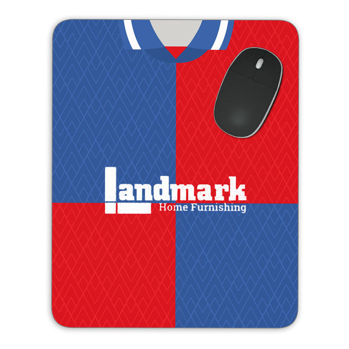 Dunfermline 1995-97 Away Mouse Mat