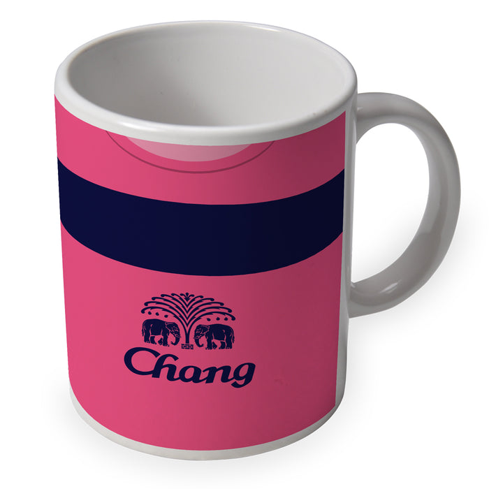 Everton 2010 Away Retro Ceramic Mug