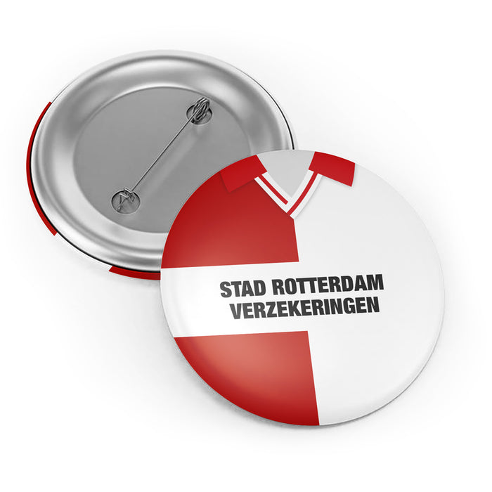 Feyenoord 1993 Button Badge
