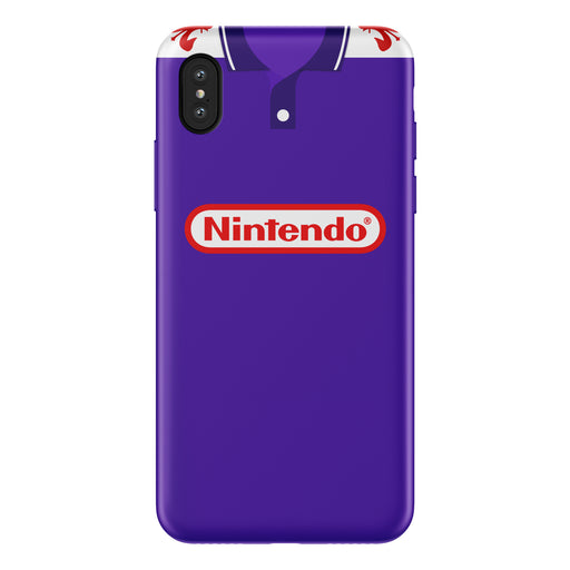 Fiorentina 1998 iPhone & Samsung Galaxy Phone Case - Soccer Clasico