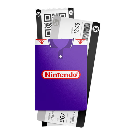 Fiorentina 1998 Retro Passport Holder