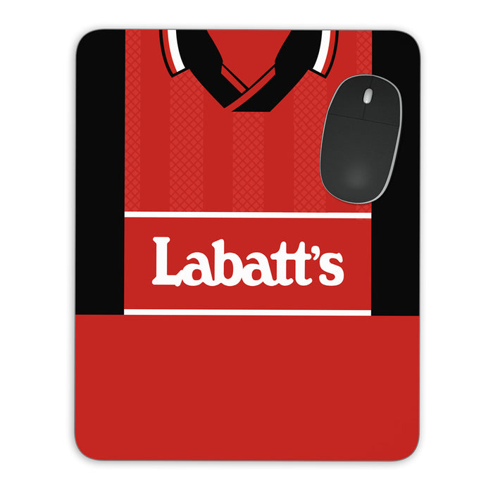 Nottingham Forest 94/96 Mouse Mat