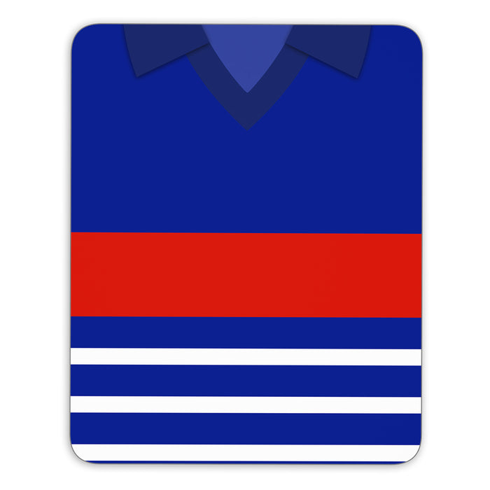 France 1984 Mouse Mat - Soccer Clasico
