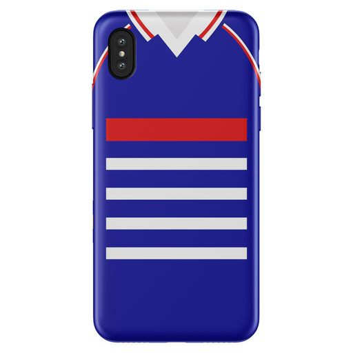 France 1998 iPhone & Samsung Galaxy Phone Case - Soccer Clasico