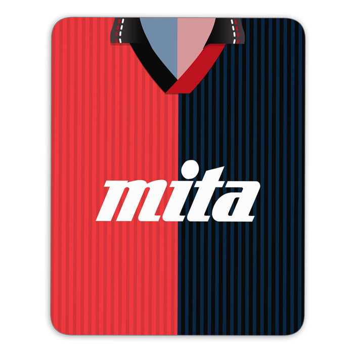 Genoa 1991 Mouse Mat - Soccer Clasico