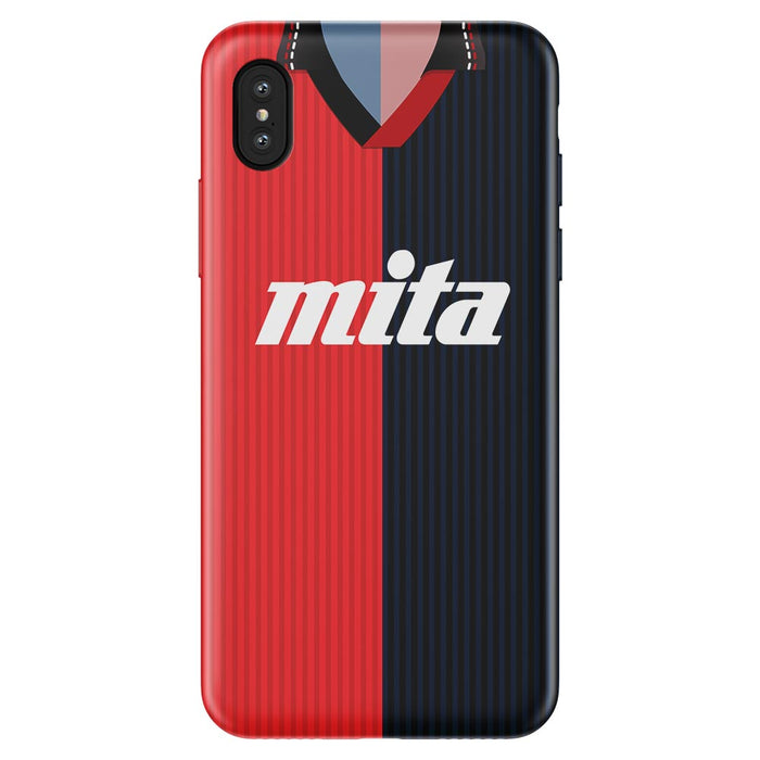Genoa 1991 iPhone & Samsung Galaxy Phone Case - Soccer Clasico