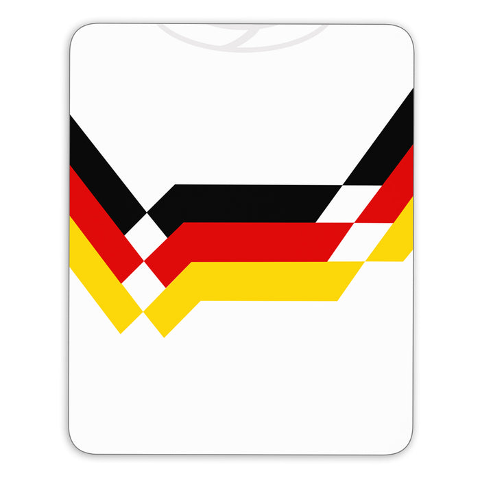 Germany 1990 Mouse Mat - Soccer Clasico