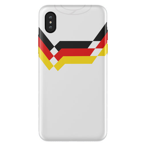Germany 1990 iPhone & Samsung Galaxy Phone Case - Soccer Clasico