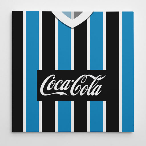 Gremio 1989 Football Canvas Print