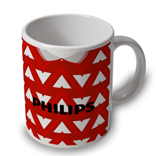 Hamilton Accies 91/93 Football Retro Ceramic Mug