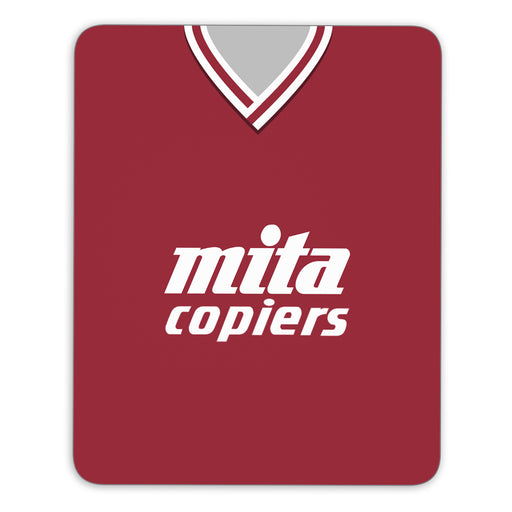 Hearts 1987 Mouse Mat - Soccer Clasico