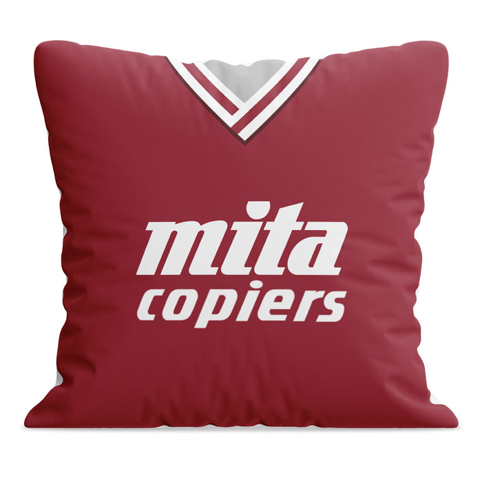 Hearts 1987 Football Cushion