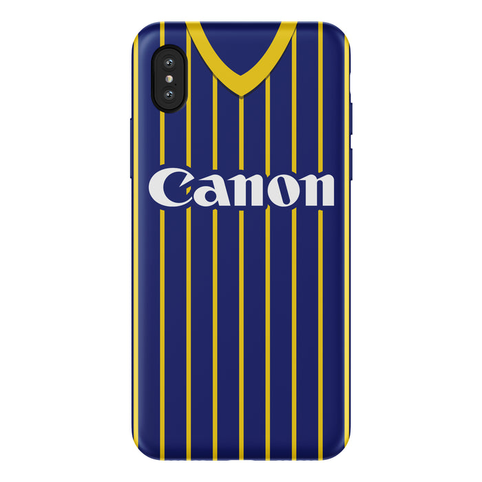 Hellas Verona 1984 iPhone & Samsung Galaxy Phone Case - Soccer Clasico