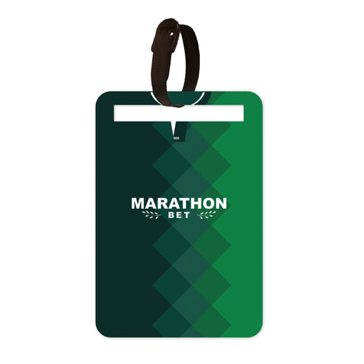Hibs 2018-19 Luggage Tag