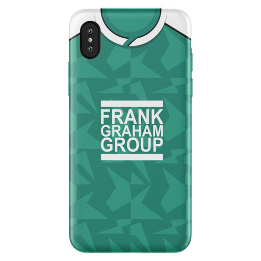 Hibs 1989 iPhone & Samsung Galaxy Phone Case - Soccer Clasico