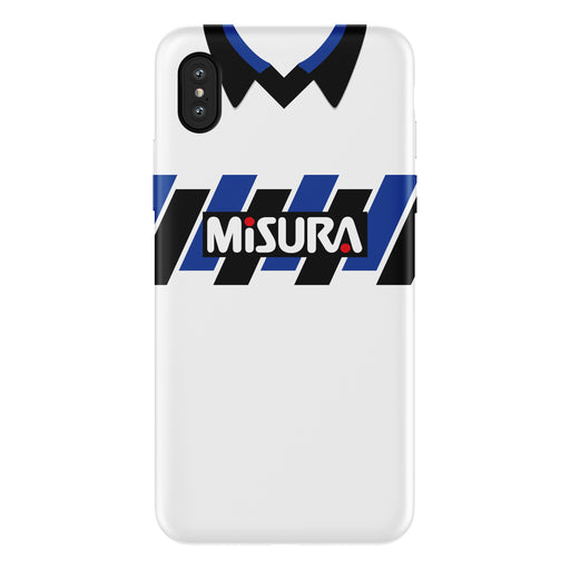 Inter Milan Away 1989 iPhone & Samsung Galaxy Phone Case - Soccer Clasico