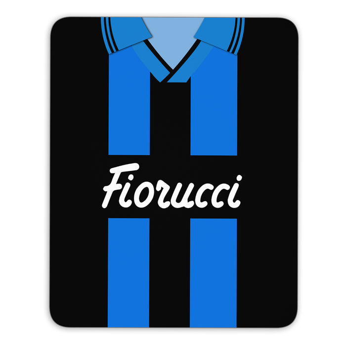 Inter Milan 1993 Mouse Mat - Soccer Clasico