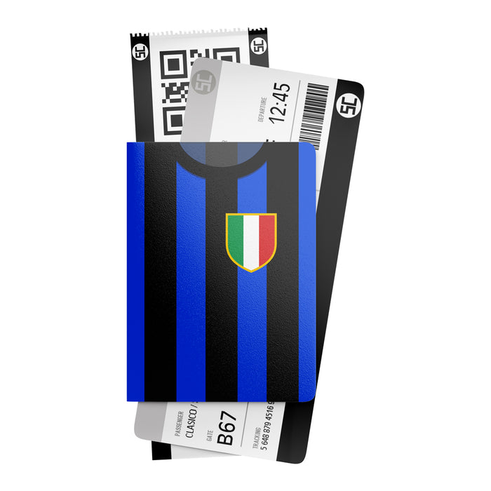 Inter Milan 1994 Retro Passport Holder