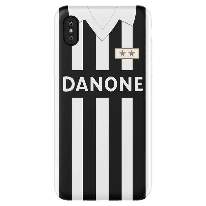 Juventus 1992 iPhone & Samsung Galaxy Phone Case - Soccer Clasico