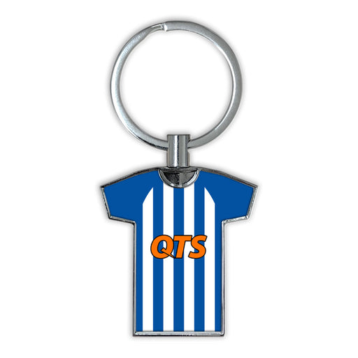 Kilmarnock 18-19 Football Shirt Keyring