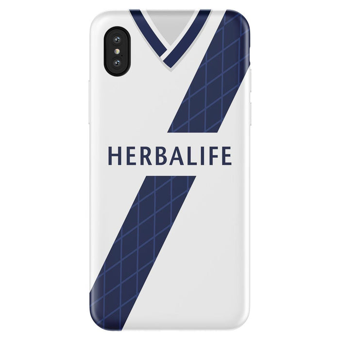 LA Galaxy 2012 iPhone & Samsung Galaxy Phone Case - Soccer Clasico