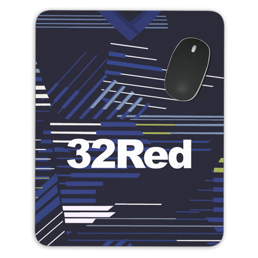 Leeds United 18/19 Away Mouse Mat