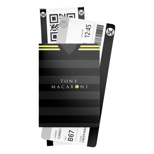 Livingston 17/18 Away Passport Holder