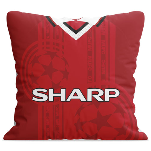 Manchester United 97-00 Football Cushion