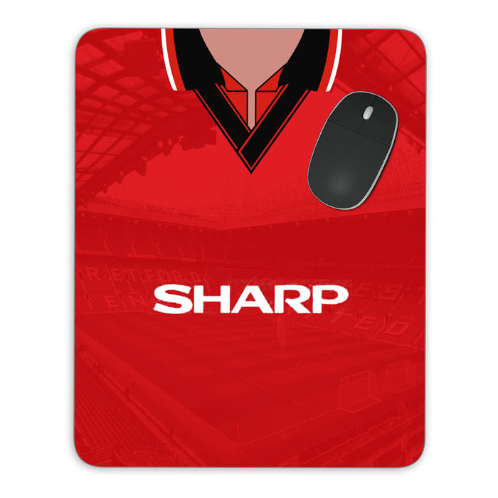 Manchester United 94-96 Mouse Mat