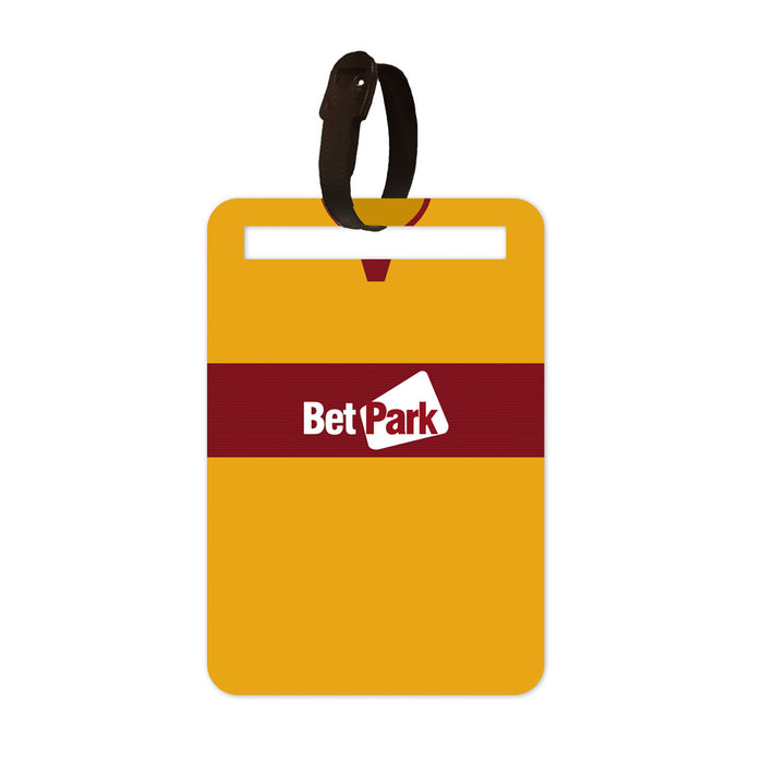 Motherwell 2018-19 Luggage Tag