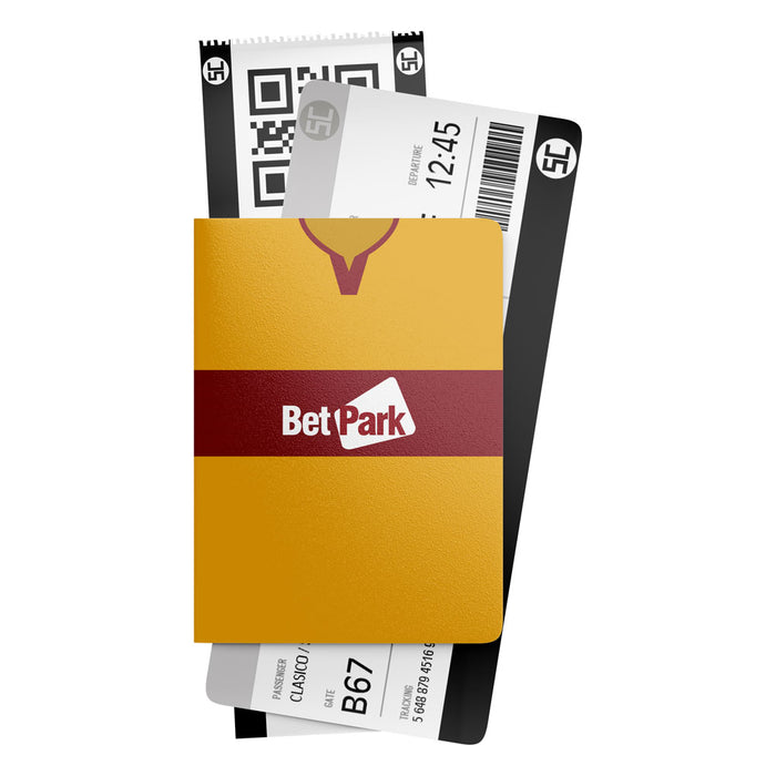 Motherwell 18/19 Passport Holder