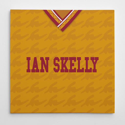 Motherwell 1991 Football Canvas Print
