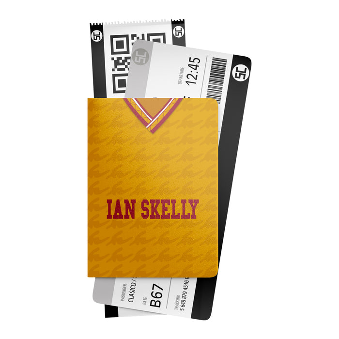 Motherwell 1991 Retro Passport Holder