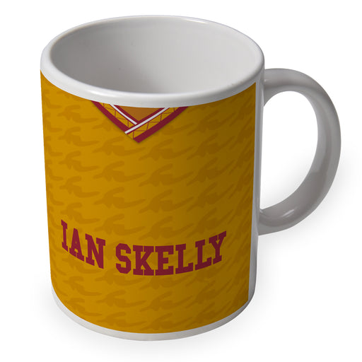 Motherwell 1991 Retro Ceramic Mug