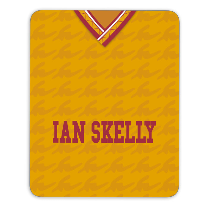 Motherwell 1991 Mouse Mat - Soccer Clasico
