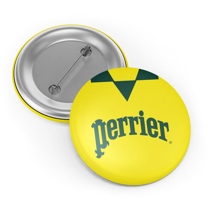 Nantes 1979 Button Badge