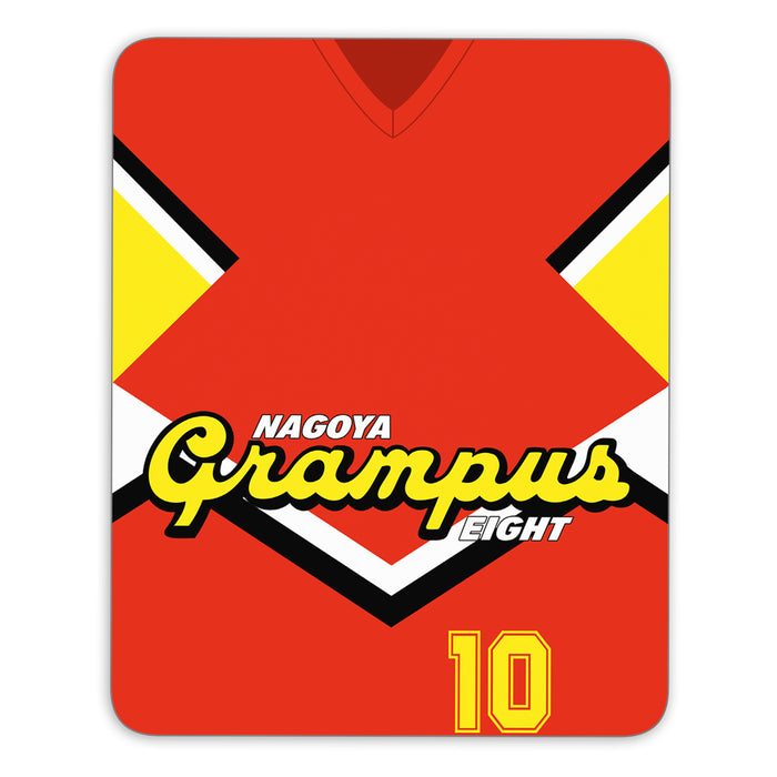 Nayoga Grampus Eight Mouse Mat - Soccer Clasico