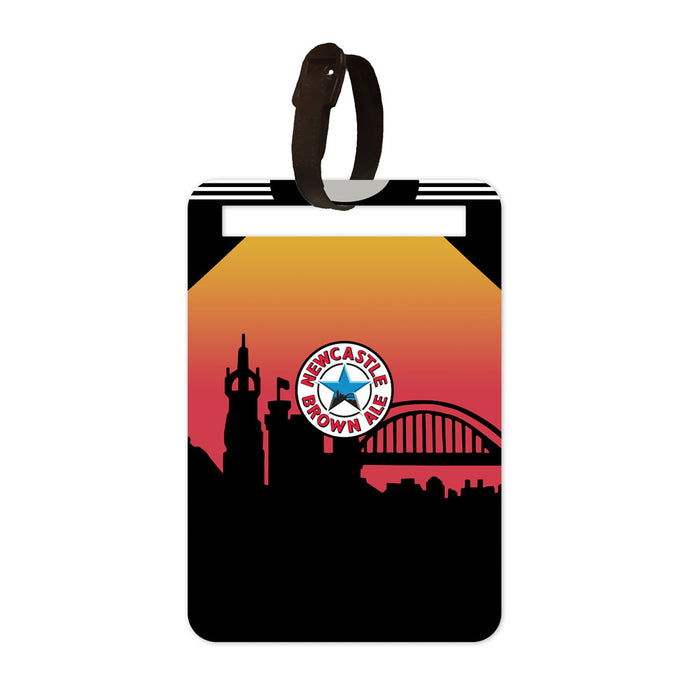Newcastle United 1996-97 Goalkeeper Luggage Tag