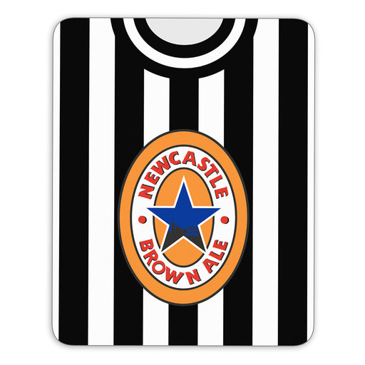 Newcastle 1997 Mouse Mat - Soccer Clasico