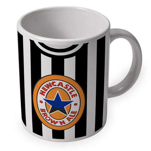 Newcastle 1997 Retro Ceramic Mug