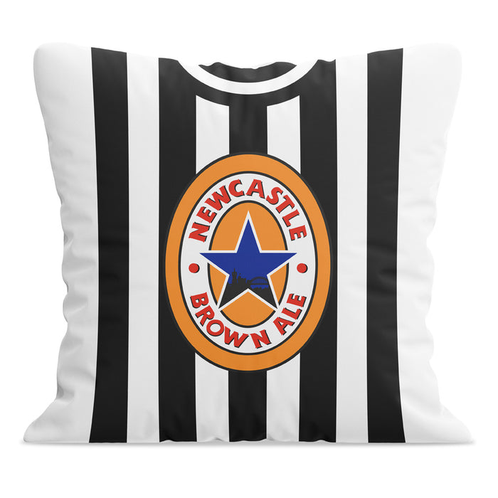 Newcastle 1997 Football Cushion